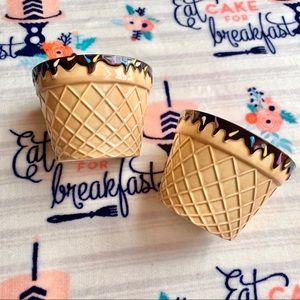 🍦 Melting Ice Cream Bowls 🍦